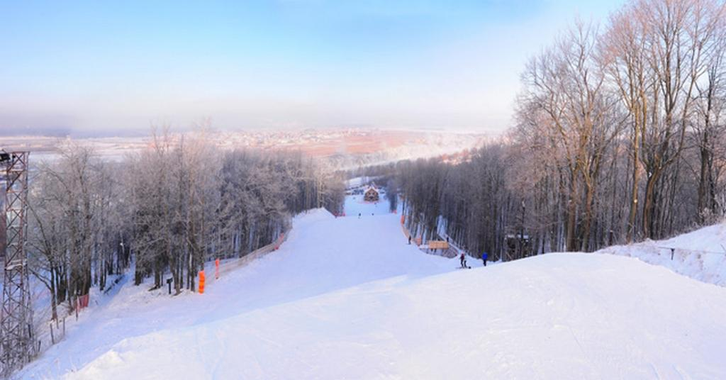 Горнолыжный курорт Чулково