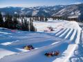 Snow Tubing Vail's Adventure Ridge