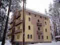 Отель «Поворот» Чегет Приэльбрусье