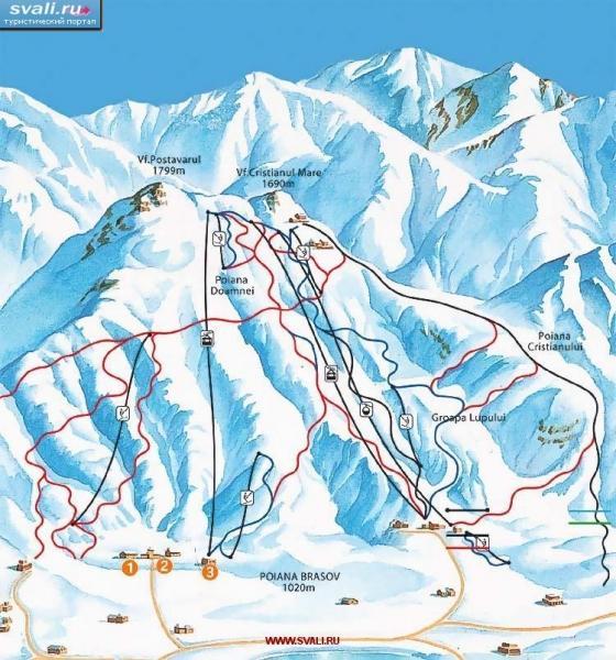 Недорогие горнолыжные курорты