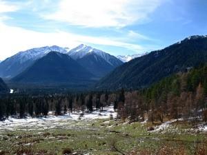 """Где находится и как добраться до горнолыжного курорта """"Архыз"""""""