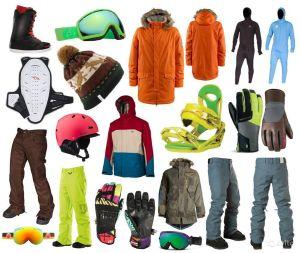 Аксессуары для горнолыжников