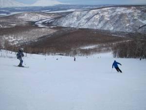 Гора Морозная – горнолыжный курорт на Камчатке