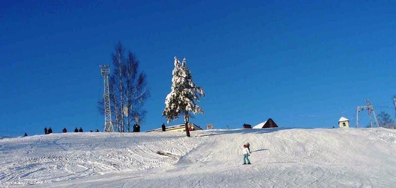 Горнолыжный курорт Игора в Ленинградской области