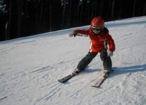 Как подобрать горные лыжи ребенку