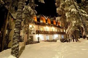 Отель «Лагуна» Приэльбрусье