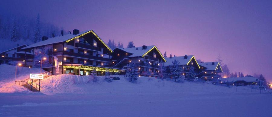Горнолыжный курорт Тахко, Финляндия