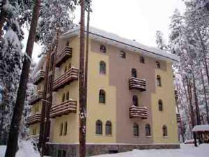 Отель «Поворот» Приэльбрусье