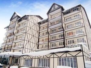 Отель «Снежный Барс» Приэльбрусье