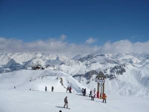 Лучшие горнолыжные курорты Урала