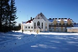 Жилье и проживание на горнолыжном курорте Гора Белая