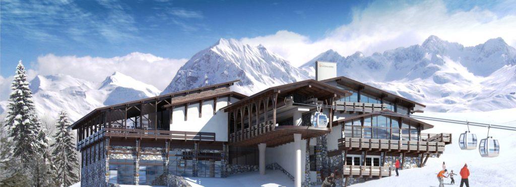 Горнолыжный курорт «Альпика Сервис»