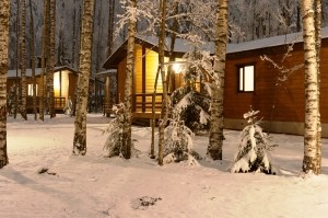 Гостиницы горнолыжного курорта «Золотая Долина»