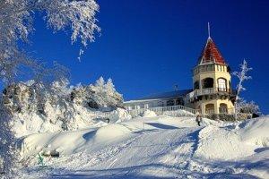 Горнолыжный комплекс «Гора Ежовая»