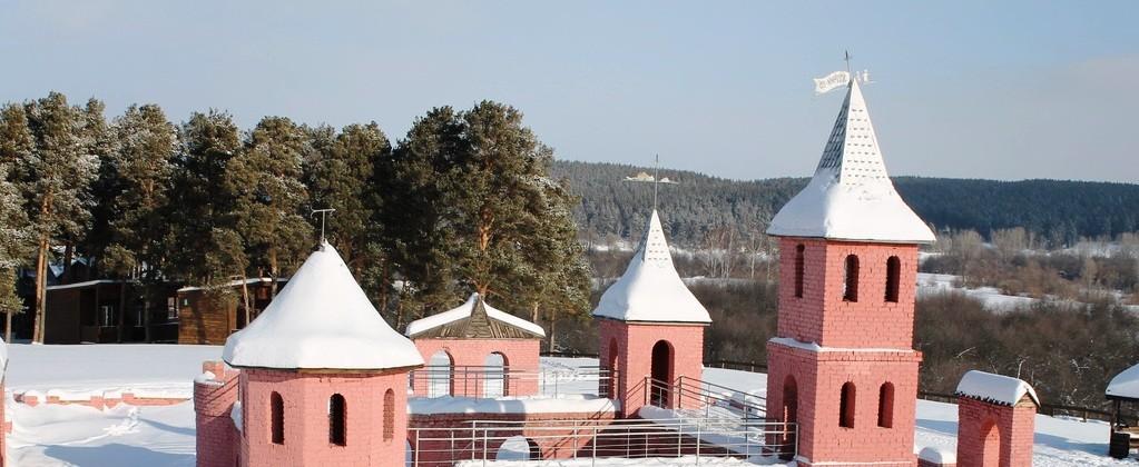 База отдыха «Арский Камень» около Белорецка
