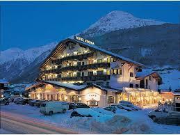 Горнолыжный курорт Зельден в Австрии