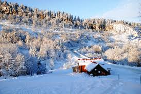Горнолыжный курорт Адыгеи «Лагонаки» на Кавказе