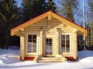 Жилье и проживание в горнолыжном центре «Малиновка»