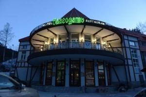 Горнолыжный курорт «Благодать»