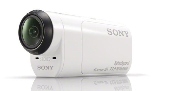 Камера Sony Action Cam mini на горнолыжный шлем