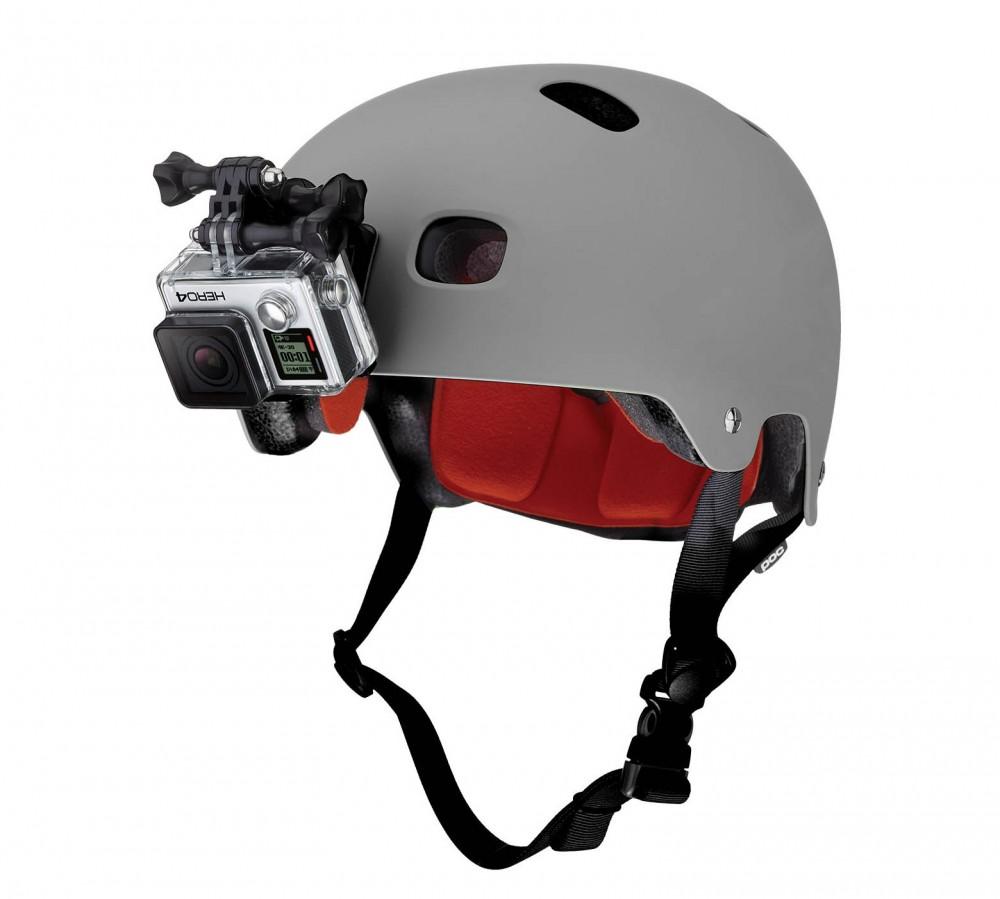 Крепления и держатели для камеры на шлем