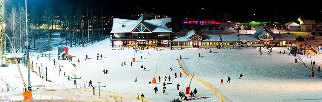 Где покататься на лыжах в Спб