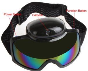 Горнолыжные очки с камерой