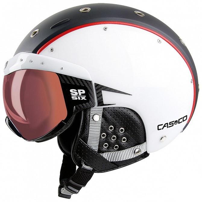 Горнолыжный шлем Casco: фото