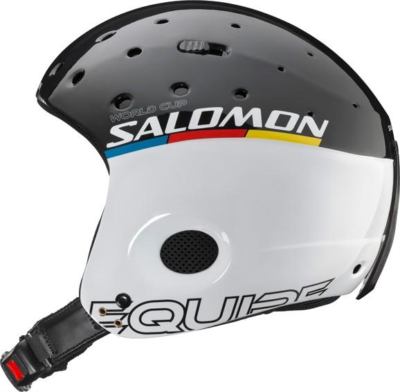 Горнолыжный шлем Salomon: фото