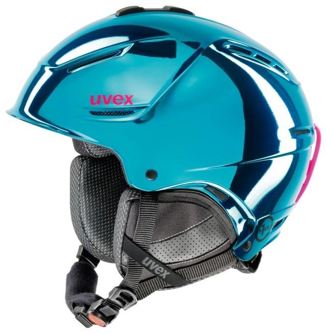 Горнолыжный шлем Uvex: фото