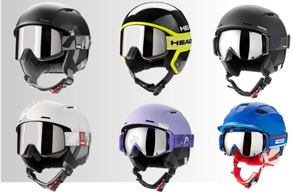 Как выбрать горнолыжный шлем для лыж и сноуборда