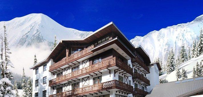 Отели и гостиницы в Приэльбрусье
