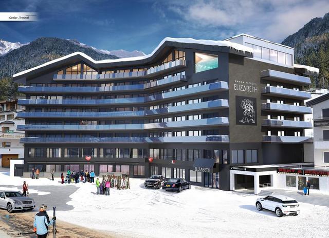 Hotel Elizabeth, горнолыжный курорт Ишгль
