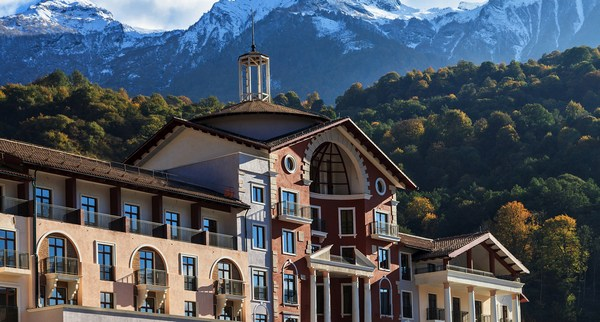 Горки отель в Сочи: цены