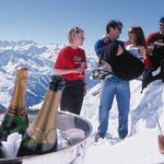 Лучшие горнолыжные курорты России для встречи Нового года