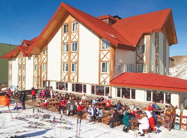 Отели и гостиница в Паландокене