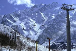 Отдых на горнолыжном курорте Цей в Северной Осетии