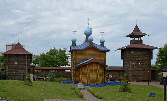 Мозырский замок в Беларуси