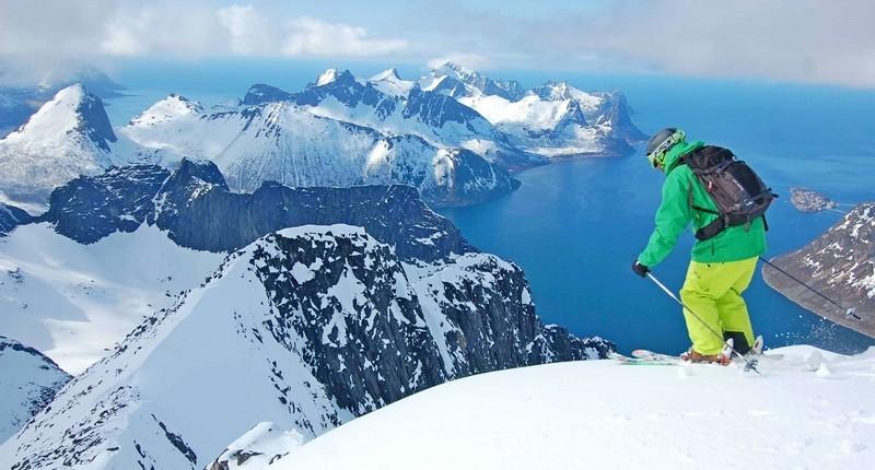 Горные лыжи в Норвегии - на каких курортах рекомендуем покататься