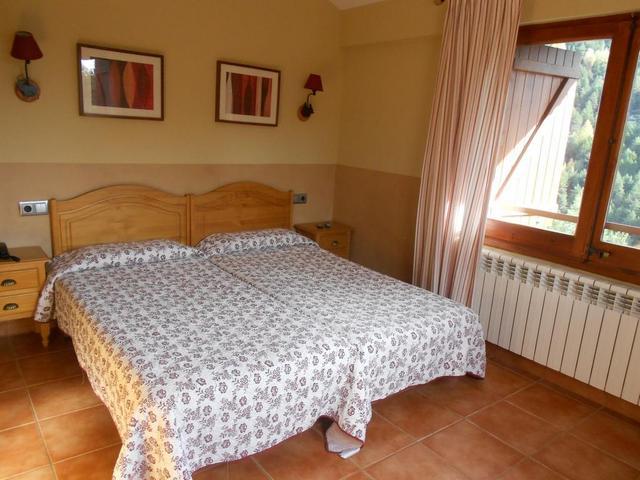 Hotel Camp del Serrat в Андорре