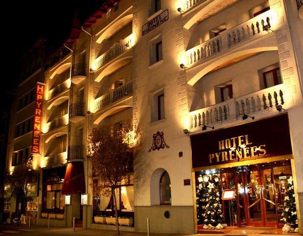 Hotel Pyrenees в Андорре