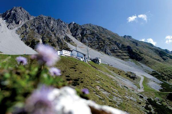 Горнолыжный курорт Инсбрук в Австрии