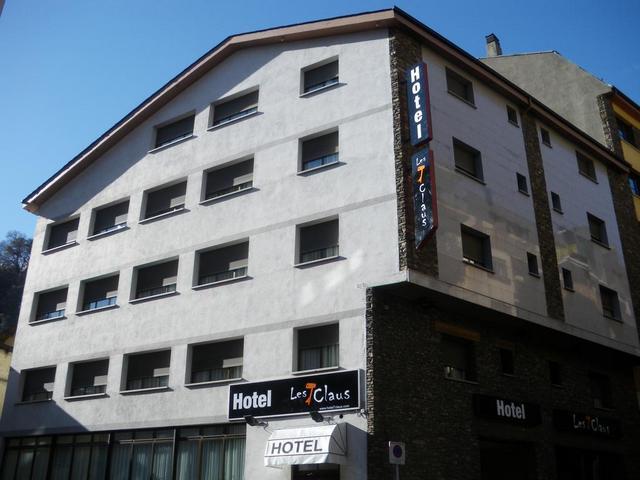 Hotel Les 7 Claus в Андорре