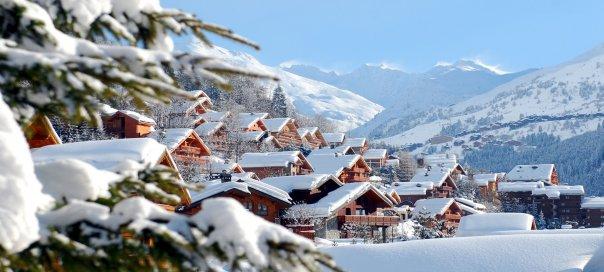 """Горнолыжные курорты """"Три Долины"""" во Франции: цены, фото, трассы, как добраться"""
