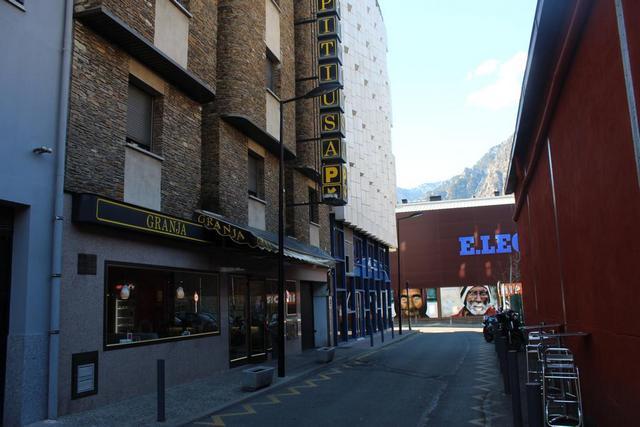 Hotel Pitiusa в Андорре