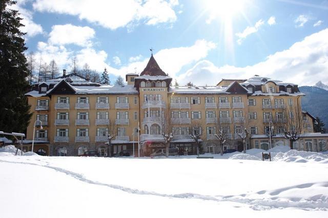 Отель Miramonti Majestic Grand Hotel, Доломитовые Альпы, Италия