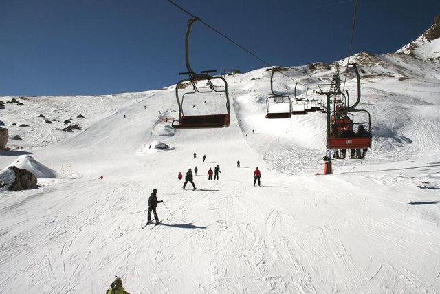 Горнолыжные курорты в Доломитовых Альпах, Италия