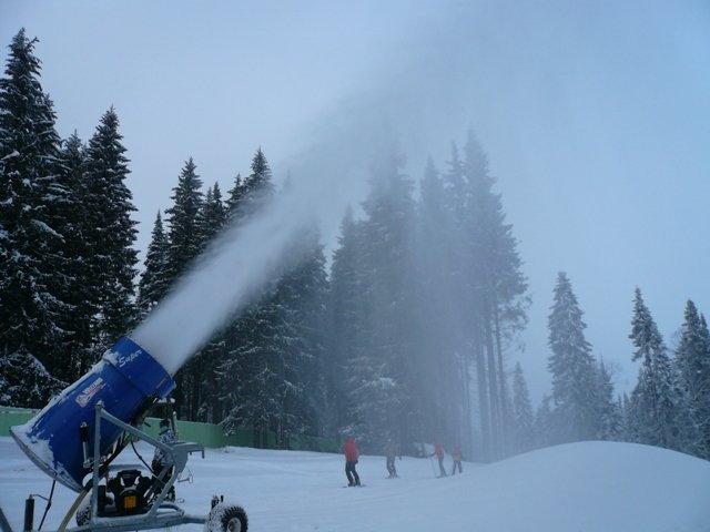 Погода в Жебреях, открытие и закрытие горнолыжного сезона
