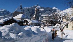 Горнолыжный курорт Китцбюэль в Австрии: трассы, цены, отели, как добраться, чем заняться