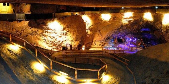Соляные шахты Берхтесгаден